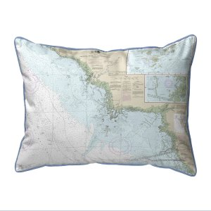 Crystal River To Horseshoe Point Betsy Drake Home Decor Pillows Wall Art Kitchenwares Tiles Coasters And More Featuring Artwork By Betsy Drake And R B Hamilton Made In The Usa